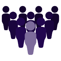 Community group of people icon