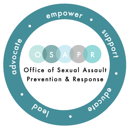 Harvard Office of Sexual Assault Prevention & Response logo